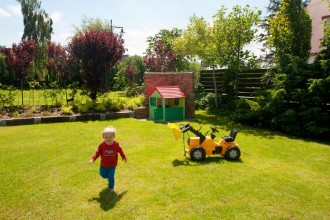 Ogród - Kaskada Comfort Villa