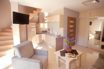 Apartament De Lux - 101 - Living Room