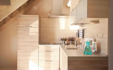 Apartament De Lux - 101 - Kuchnia