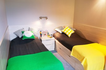 Apartament De Lux - 101 - Sypialnia dziecięca