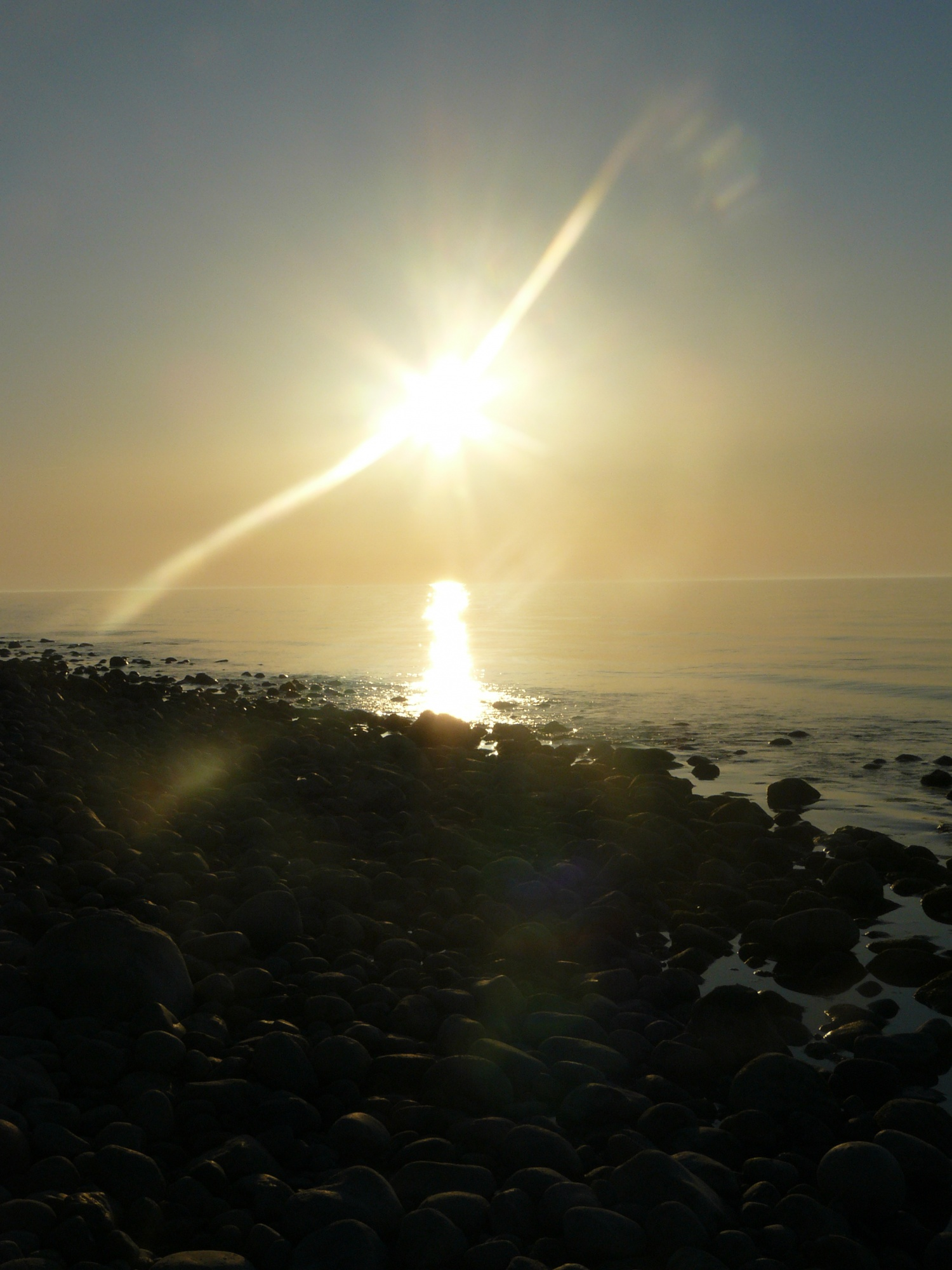 Zachód Słońca - Przylądek Rozewie