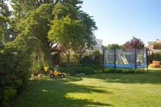 Ogród - Trampolina - Grill