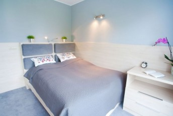 Apartament De Lux - 101 - Sypialnia małżeńska