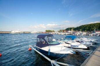 Motorówki - Port Jachtowy - Puck