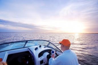 Zachód Słońca - Zatoka Pucka