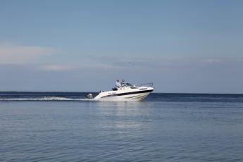 Motorówka wślizgu - Zatoka Pucka