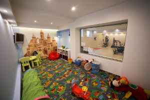 Willa Kaskada - sala zabaw dla dzieci