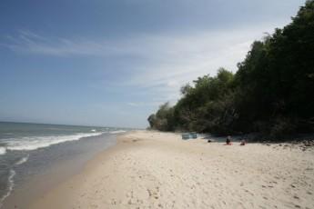 Bałtycka Plaża - Klif - Jastrzębia Góra